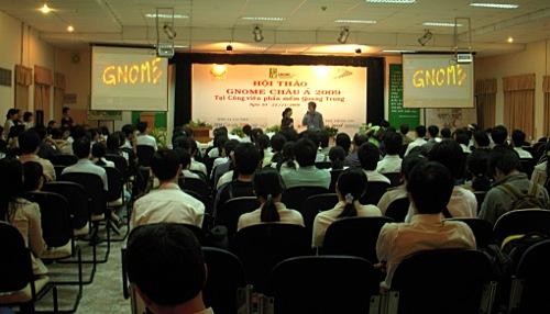 GNOME.Asia Summit 2009 in Veitnam