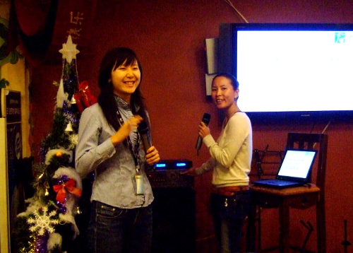 Emily Chen, President of Beijing GNOME User Group