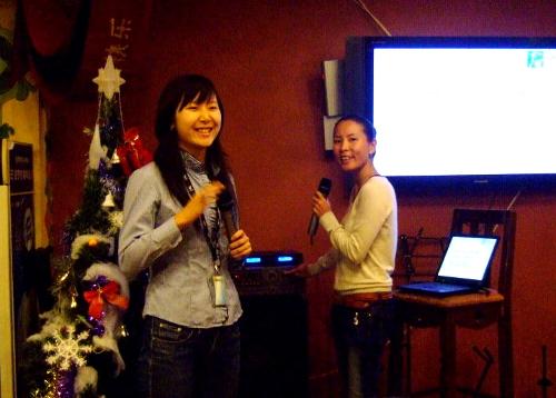 Emily Chen, President of Beijing GNOME User Group