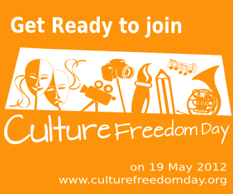 Spread the word of Culture Freedom Day